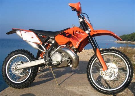 Motorrad 125ccm Enduro Test by 125ccm Cross Ktm Gebraucht Motorrad Bild Idee