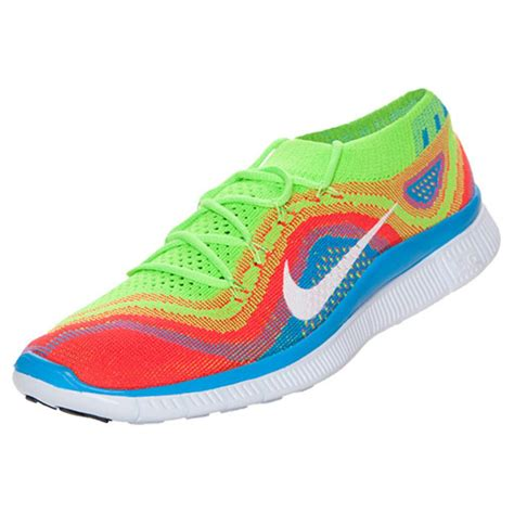 rainbow nike sneakers nike free flyknit rainbow running shoes 163 55 00