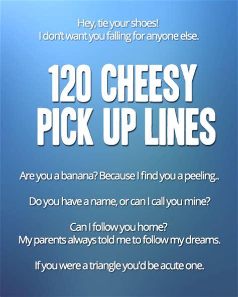 Cheezy Picky Up Lines by Archives Ksrevizion