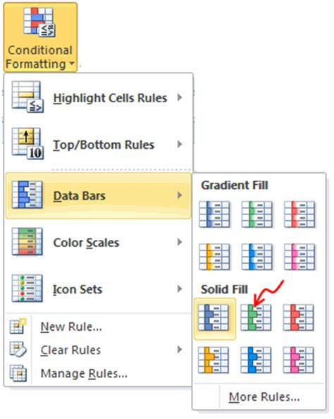 excel 2010 view conditional formatting rules excel what is new in microsoft excel 2010 overview of excel