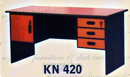 Meja Kantor Geniotech kony meja kantor berikut laci type kn 420 kony