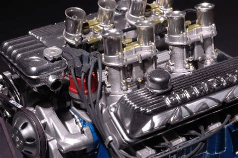 Ford Fe by 1 8 Scale Ford 427 Sideoiler Hotrodengines