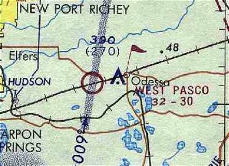 jacksonville sectional chart abandoned little known airfields florida northern