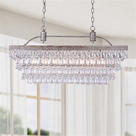 Silver Dining Room Chandelier This Is It For Dining Room Antique Silver 6 Light