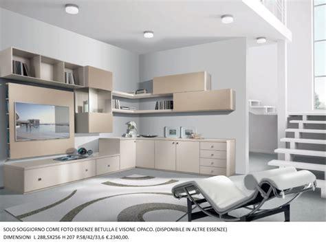 soggiorni moderni angolari soggiorno angolare con piani angolare per libreria n 26 m