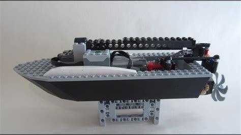 lego rc boat youtube - Lego Boat Remote