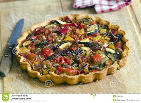 vegetarian shortcrust pastry recipe roasted vegetable tart recipe dishmaps