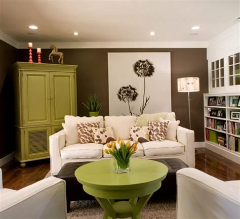 chocolate brown and green revisited style estate