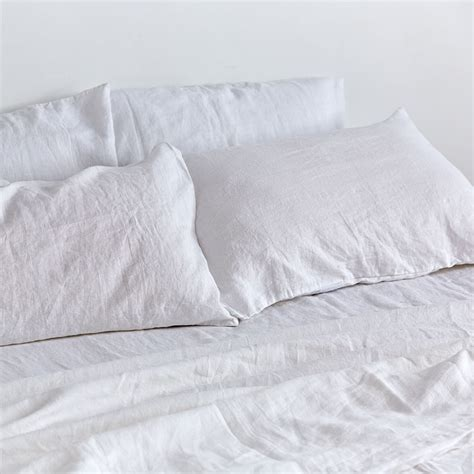 how to shop for bed sheets white flat sheet 100 linen flat sheet in white in bed