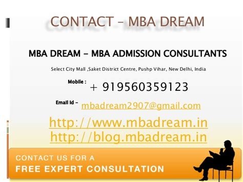 Mba Admission Consultant For Non College by Best Mba Admission Consultants For Top B School With Gmat