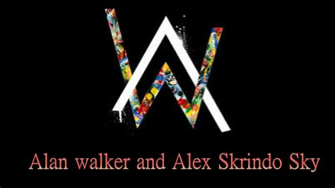 alan walker sky alan walker alex skrindo sky youtube