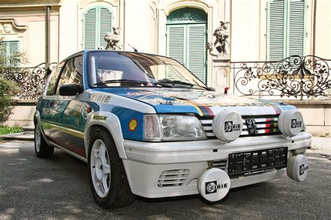 peugeot 205 rally peugeot 205 rally the schwab collection vintage rally cars