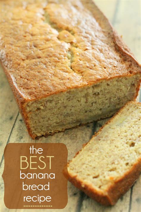 easy banana bread recipe dishmaps