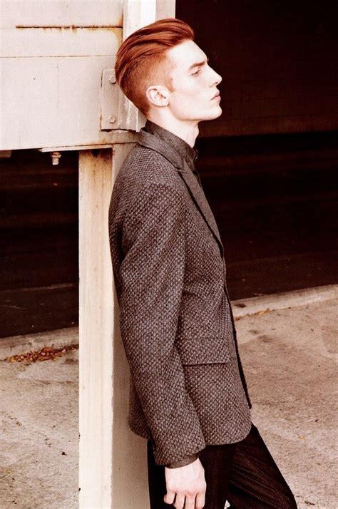 mens fashion for gingers cortes de cabello y peinados para pelirrojos laterales muy