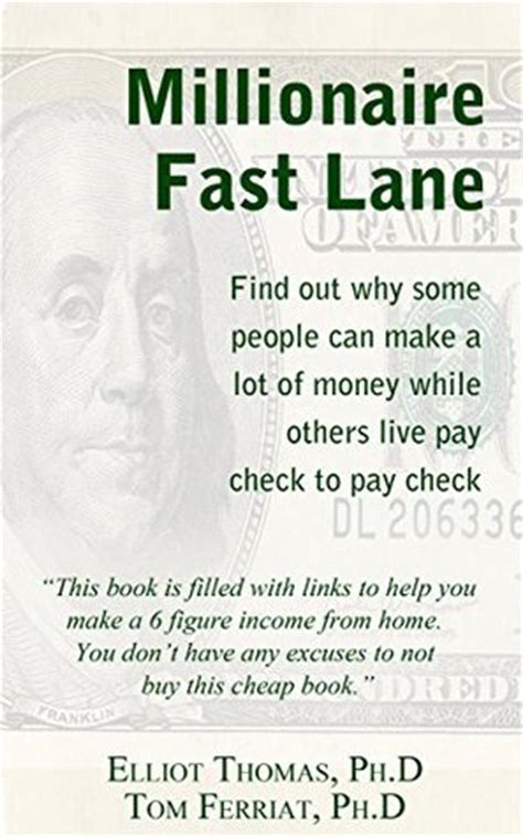 paid to live the books the millionaire fast find out why some can