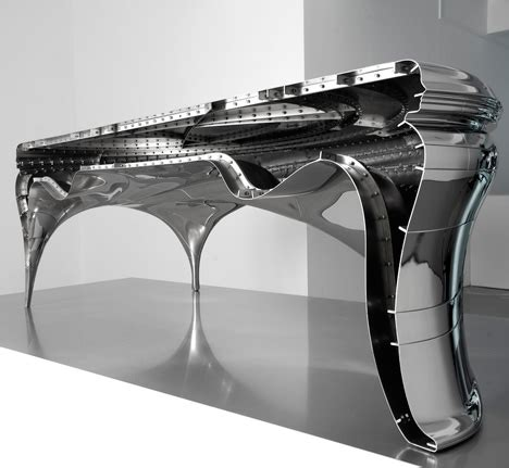 great futuristic desk design by jeroen verhoeven blain southern presents the curious image by jeroen