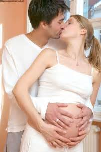 During having pregnancy sex