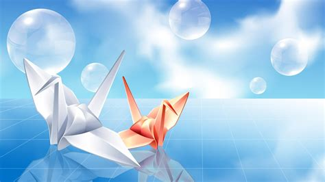 Origami Wallpaper - hd origami and desktop backgrounds widescreen and