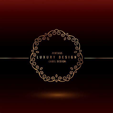 label design nyc luxury label design vector free download