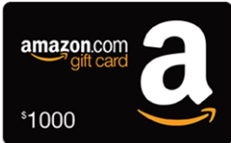 Free 1000 Amazon Gift Card - giveaway 1 000 amazon gift card