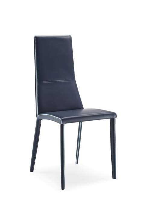 Blue High Back Dining Room Chairs Blue High Back Dining Chair Design In Color Dazzling