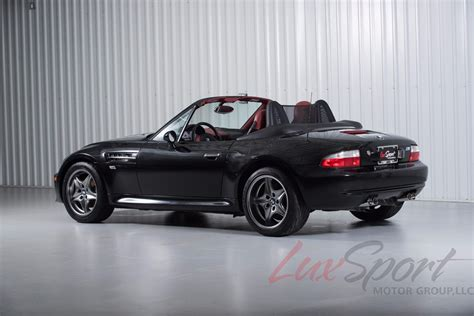 2002 Bmw M Roadster by 2002 Bmw M Roadster Convertible Stock 2001109 For Sale