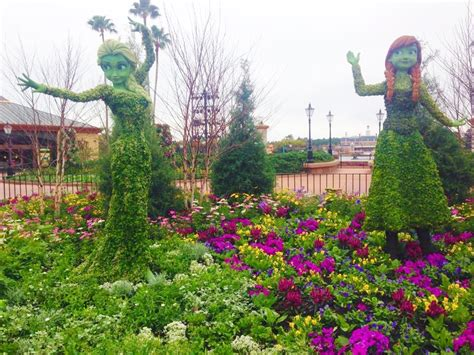 2015 Epcot Flower And Garden Festival Flower And Garden Festival Epcot The 2015 Epcot International Flower And Garden Festival