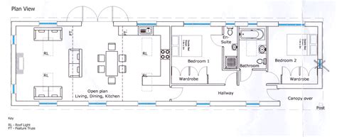 floor plan front view the room layout of bonny catty bungalow