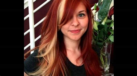 peek a boo hair color ideas 10 pretty ideas of peek a boo highlights for any hair