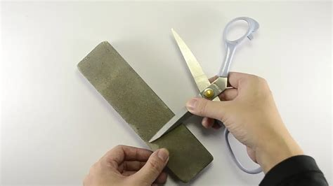 5 ways to sharpen scissors wikihow