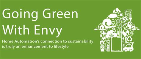 Goes Green With Jealousy by Going Green With Envy Green Tech Home Technology