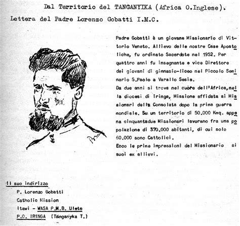 lettere ad un amico in inglese rivista amico 6 gennaio 1958 dal tanganika lettera