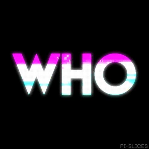 Who You who are you gif by pi slices find on giphy