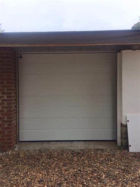 Shore Garage Door by Garage Doors Dorset
