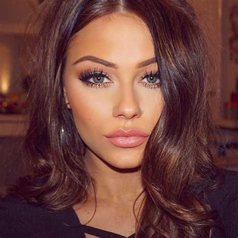 chocolate brown hair with gold highlights chocolate brown hair colors new hair color ideas the 25 best cool brown hair ideas on ash brown with highlights hair