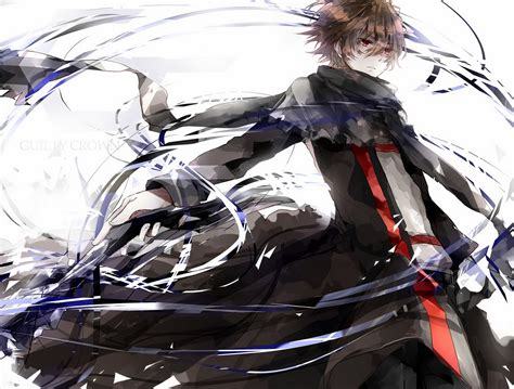 wallpaper anime guilty crown guilty crown wallpaper and background image 1600x1214