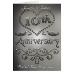 10th wedding anniversary gifts t shirts posters other gift ideas zazzle