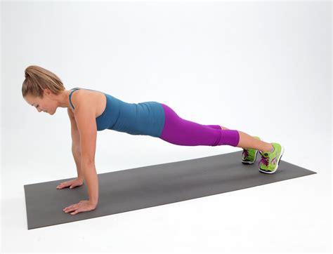 plank challenge popsugar fitness