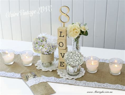 make your own table centerpiece why not make your own vintage rustic table centerpieces