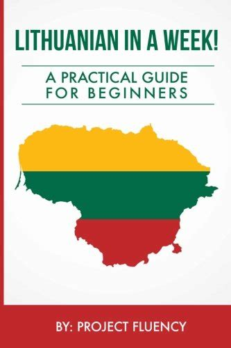 lithuanian lithuanian for beginners collection lithuanian in a week lithuanian phrases books lithuania travel lithuania travel baltic books save 12 lithuanian in a week start speaking basic