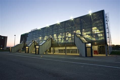 Head Office Premises For kaunas airport photo and video gallery