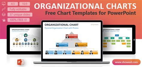 Organizational Charts For Powerpoint Free Org Chart Template Powerpoint