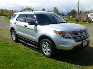 Ford Explorer Base 2013 Ford Explorer Pictures Cargurus