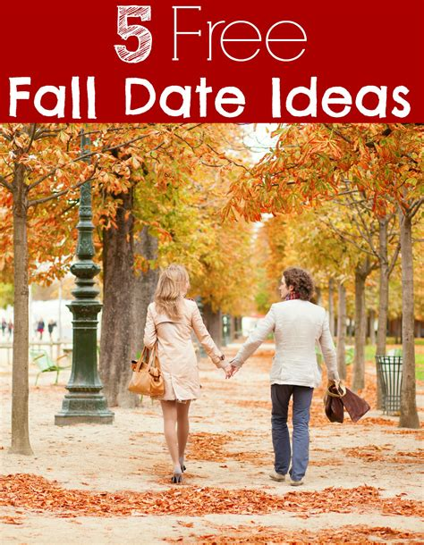9 Fall Date Ideas by Free Or Cheap Fall Date Ideas The Shirley Journey
