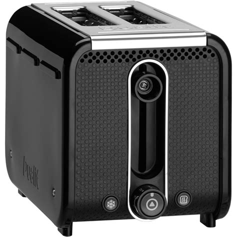 Studio Toaster Dualit 26410 Studio 2 Slice Toaster Black Iwoot