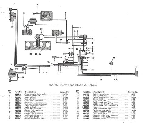 m38a1 wiring schematic 28 images wiring diagrams for