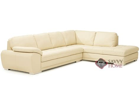 Miami Sectional Sofa Miami By Palliser Leather Chaise Sectional By Palliser Is Fully Customizable By You