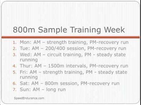 800 meters to how to run the 800 meter doovi