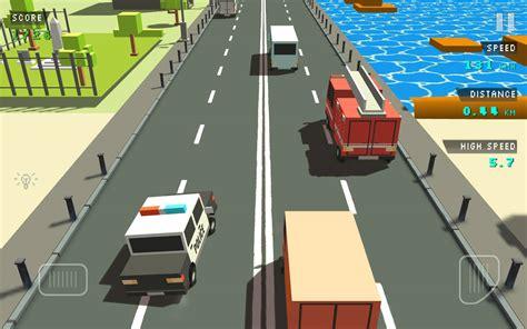 blocky traffic racer 1 0 para hileli mod apk indir 187 apk dayı android apk indir - Traffic Racer Mod Apk Indir