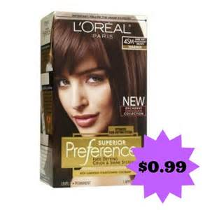 l oreal hair color shoprite l oreal hair color 0 99